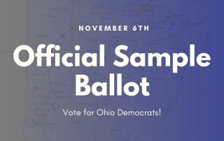 official sample ballot