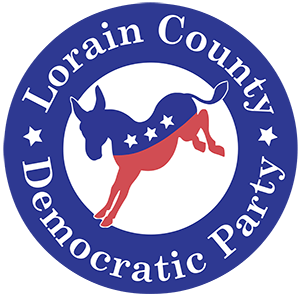 Lorain County Democratic Party Logo