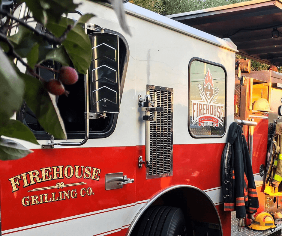 firehouse grilling truck
